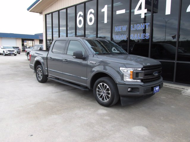 2018 F-150 SuperCrew Cab 4x2,  Pickup #180112 - photo 2