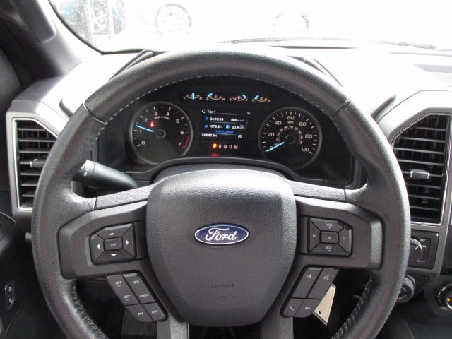 2018 F-150 SuperCrew Cab 4x2,  Pickup #180112 - photo 9