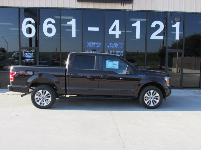 2018 F-150 SuperCrew Cab 4x4,  Pickup #180146 - photo 1