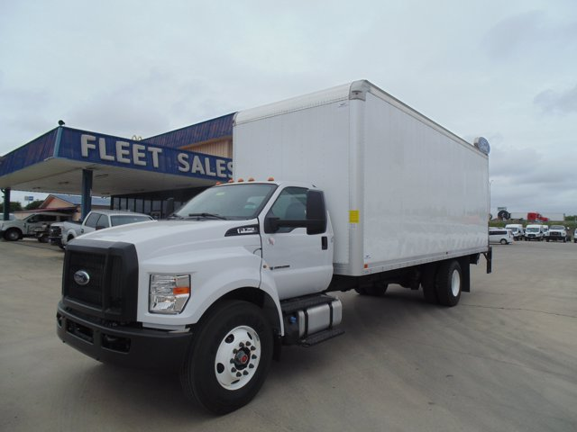 2019 Ford F-750 Regular Cab DRW 4x2, Smyrna Truck Dry Freight #197115 - photo 1