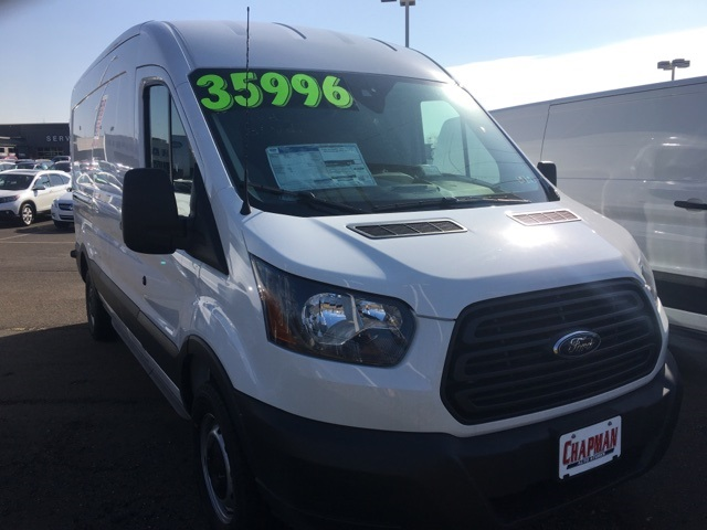 2018 Transit 250 Medium Roof, Cargo Van #10215 - photo 5