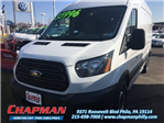 2018 Transit 250 Medium Roof, Cargo Van #10215 - photo 1