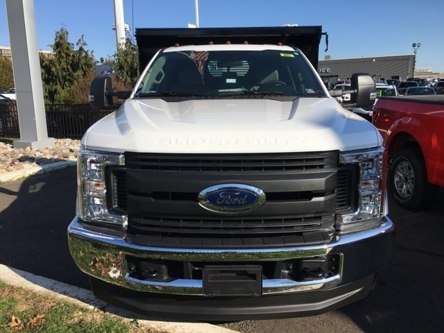 2018 F-350 Regular Cab DRW 4x4, Rugby Dump Body #10694 - photo 3