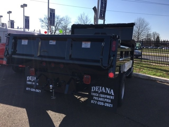 2018 F-350 Regular Cab DRW 4x4, Rugby Dump Body #10694 - photo 5