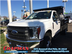 2018 F-350 Regular Cab DRW 4x4, Rugby Dump Body #10694 - photo 1