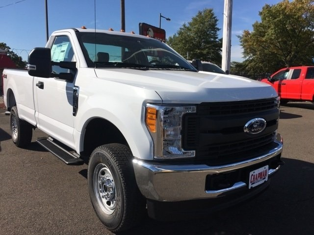 2017 F-350 Regular Cab 4x4, Pickup #92548 - photo 4