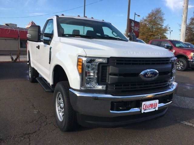 2017 F-250 Regular Cab 4x4, Ford Pickup #92648 - photo 4