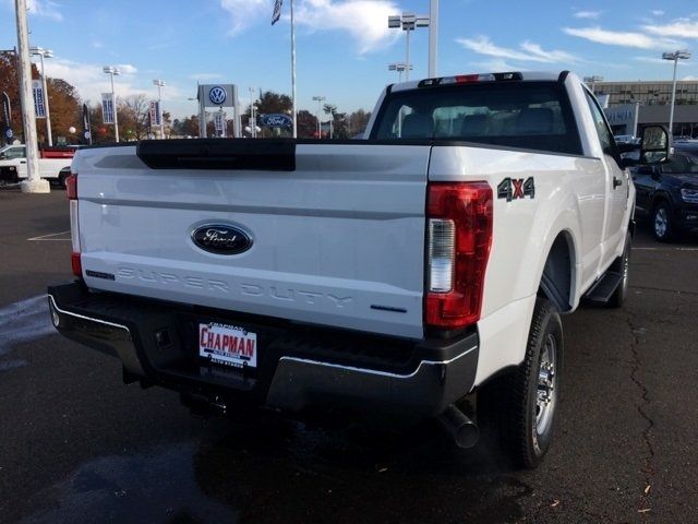 2017 F-250 Regular Cab 4x4, Ford Pickup #92648 - photo 5