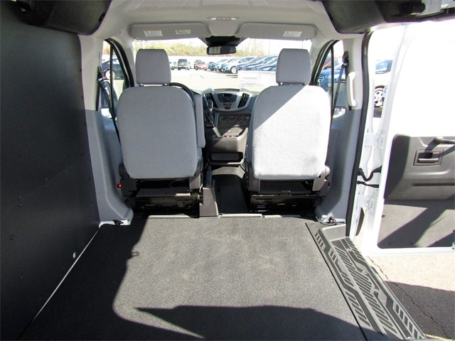 2018 Transit 150 Low Roof 4x2,  Empty Cargo Van #A10220 - photo 2