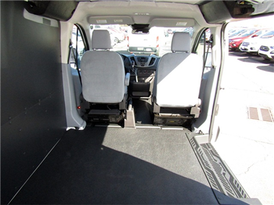 2018 Transit 150 Low Roof, Cargo Van #A10276 - photo 2