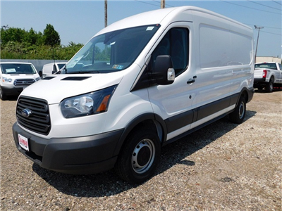 2018 Transit 250 Med Roof,  Empty Cargo Van #A10711 - photo 1