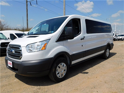 2018 Transit 350 Low Roof, Passenger Wagon #A10778 - photo 1