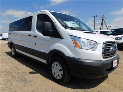 2018 Transit 350 Low Roof, Passenger Wagon #A10778 - photo 3