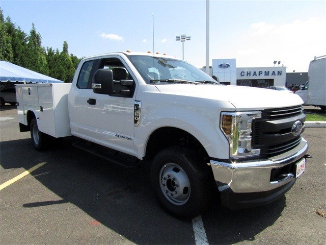 2018 F-350 Super Cab DRW 4x4,  Knapheide Service Body #A11305 - photo 3