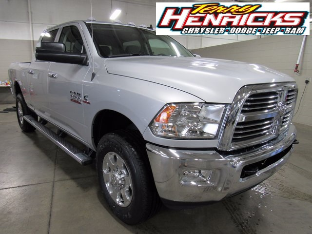 2017 Ram 3500 Crew Cab 4x4, Pickup #N17140 - photo 1
