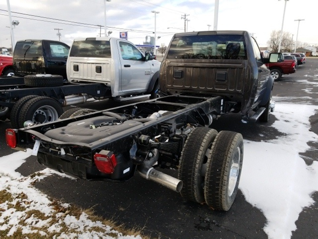 2018 Ram 5500 Regular Cab DRW 4x4, Cab Chassis #N18091 - photo 2