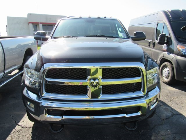 2018 Ram 5500 Regular Cab DRW 4x4,  Cab Chassis #N18289 - photo 4