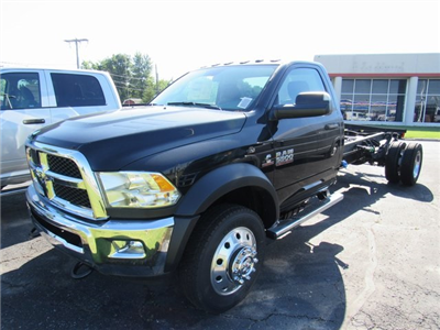 2018 Ram 5500 Regular Cab DRW 4x4,  Cab Chassis #N18289 - photo 5