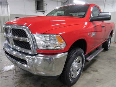 2018 Ram 3500 Regular Cab 4x4, Pickup #N18290 - photo 4