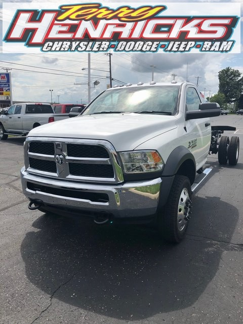2018 Ram 5500 Regular Cab DRW 4x4,  Cab Chassis #N18466 - photo 5