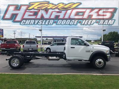 2018 Ram 5500 Regular Cab DRW 4x4,  Cab Chassis #N18466 - photo 6