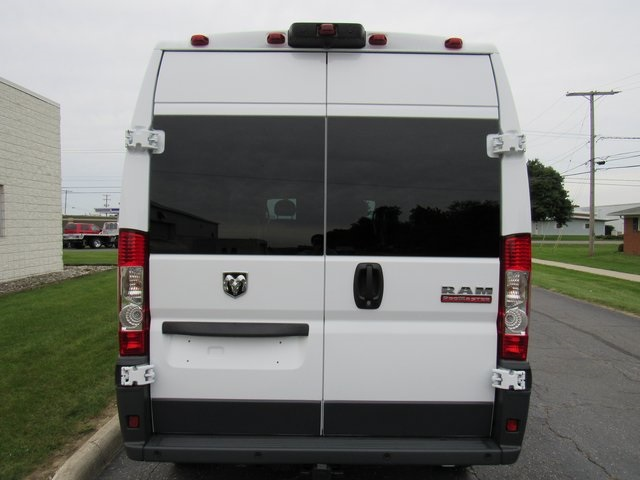 2018 ProMaster 2500 High Roof FWD,  Empty Cargo Van #N18474 - photo 8