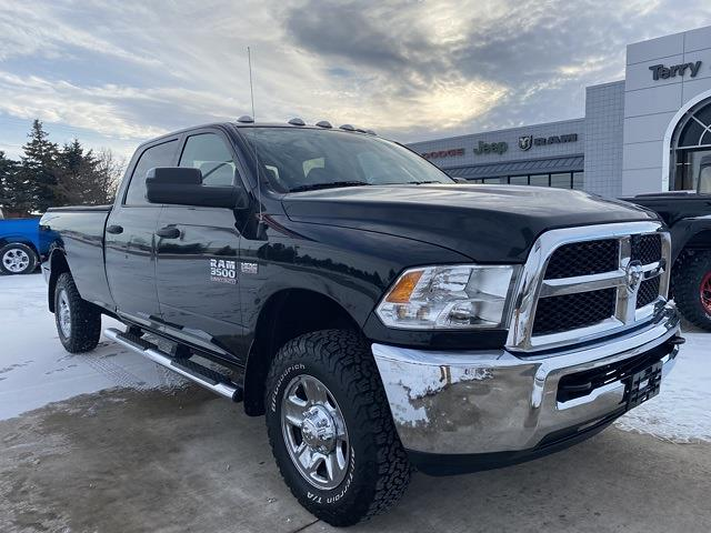 2018 Ram 3500 Crew Cab 4x4,  Pickup #N18476 - photo 1