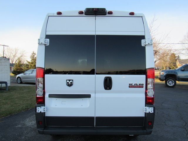2018 ProMaster 2500 High Roof FWD,  Empty Cargo Van #N18488 - photo 8