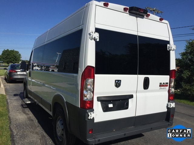 2018 ProMaster 2500 High Roof FWD,  Mobility #N18492 - photo 7