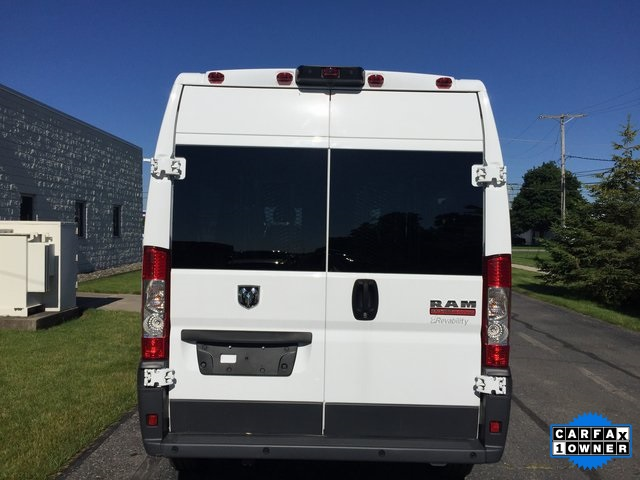 2018 ProMaster 2500 High Roof FWD,  Mobility #N18492 - photo 8