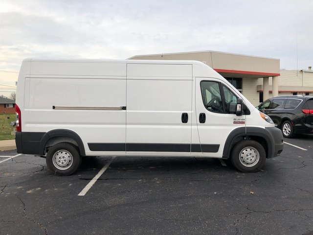 2018 ProMaster 2500 High Roof FWD,  Empty Cargo Van #N18493 - photo 3