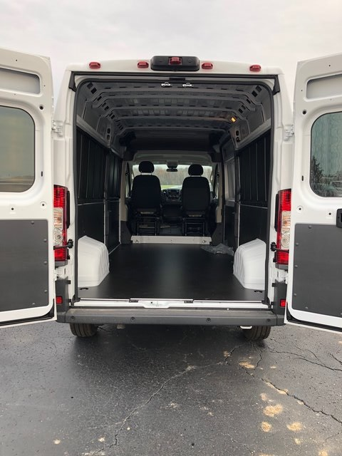 2018 ProMaster 2500 High Roof FWD,  Empty Cargo Van #N18493 - photo 5