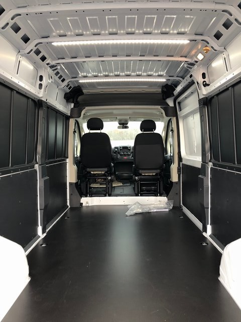 2018 ProMaster 2500 High Roof FWD,  Empty Cargo Van #N18493 - photo 2