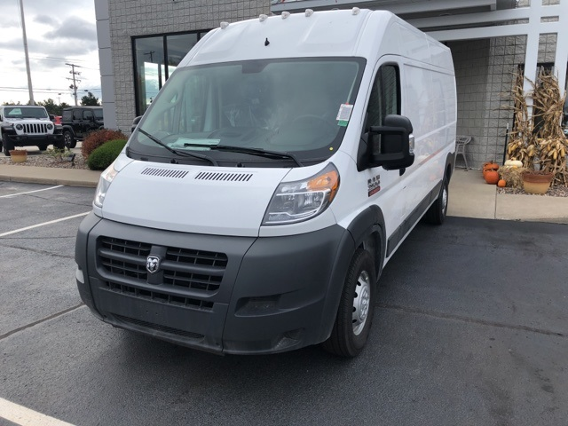 2018 ProMaster 2500 High Roof FWD,  Empty Cargo Van #N18509 - photo 4
