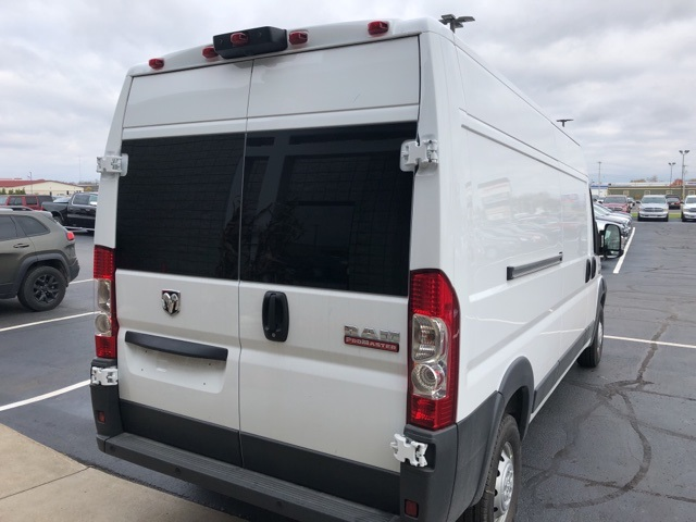 2018 ProMaster 2500 High Roof FWD,  Empty Cargo Van #N18509 - photo 3