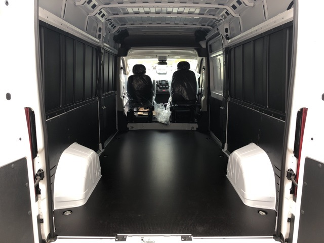 2018 ProMaster 2500 High Roof FWD,  Empty Cargo Van #N18509 - photo 2