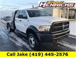 2018 Ram 5500 Crew Cab DRW 4x4,  Platform Body #N18523 - photo 1