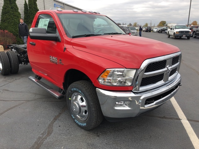 2018 Ram 3500 Regular Cab DRW 4x4,  Cab Chassis #N18535 - photo 4