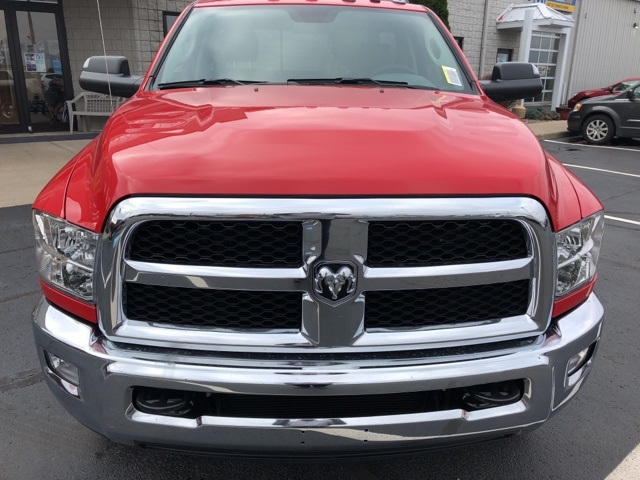 2018 Ram 3500 Regular Cab DRW 4x4,  Cab Chassis #N18535 - photo 6