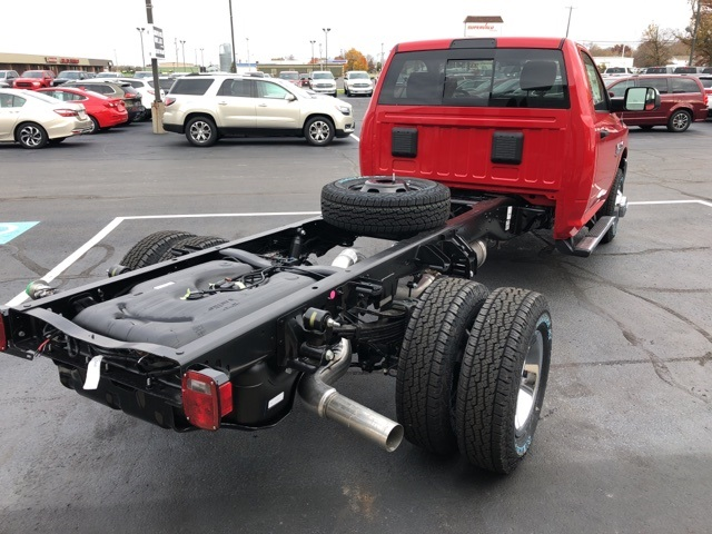 2018 Ram 3500 Regular Cab DRW 4x4,  Cab Chassis #N18535 - photo 7