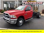 2018 Ram 3500 Regular Cab DRW 4x4,  Cab Chassis #N18535 - photo 1