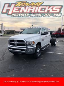 2018 Ram 3500 Crew Cab DRW 4x4,  Cab Chassis #N18541 - photo 1