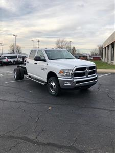2018 Ram 3500 Crew Cab DRW 4x4,  Cab Chassis #N18541 - photo 4