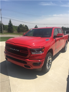 2019 Ram 1500 Crew Cab 4x4, Pickup #N19021 - photo 1