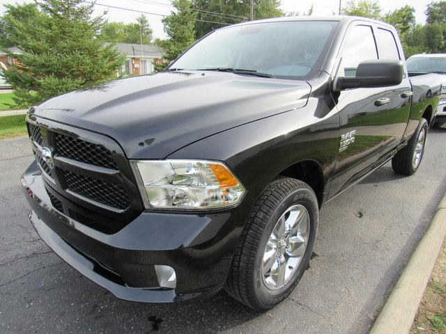 2019 Ram 1500 Quad Cab 4x4,  Pickup #N19098 - photo 4