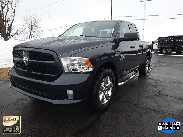2019 Ram 1500 Quad Cab 4x4,  Pickup #N19103 - photo 5