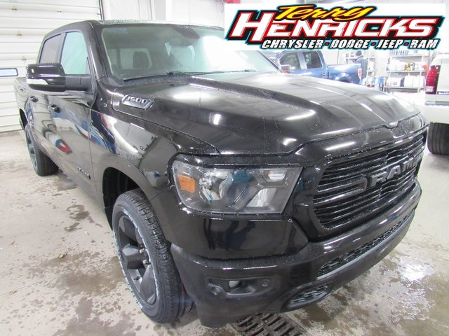 2019 Ram 1500 Crew Cab 4x4,  Pickup #N19170 - photo 1