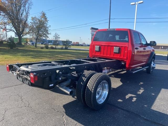 2020 Ram 5500 Crew Cab DRW 4x4, Cab Chassis #N20291 - photo 1