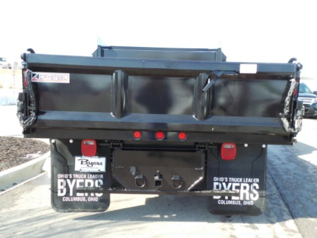 2017 Silverado 3500 Regular Cab DRW, Crysteel Dump Body #173157 - photo 6