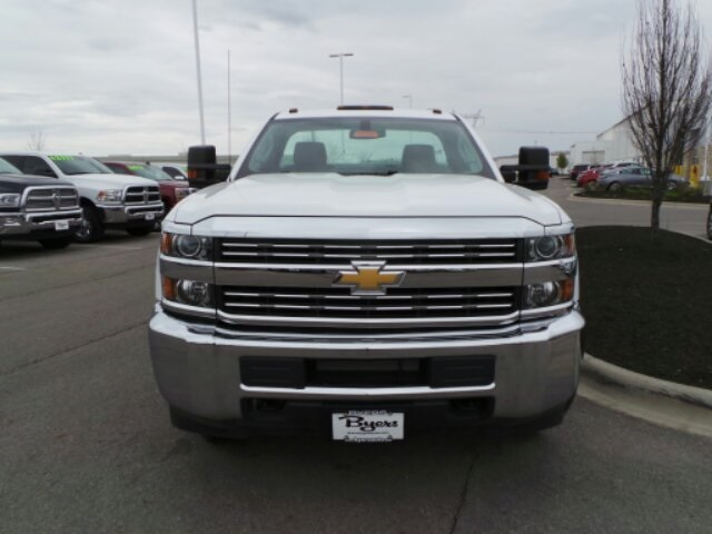2017 Silverado 3500 Regular Cab DRW 4x2,  Knapheide Standard Service Body #173191 - photo 30